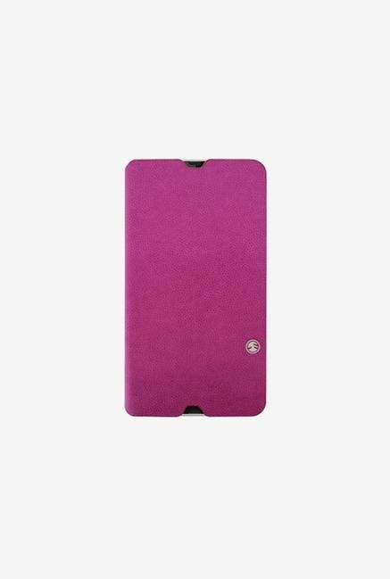 Switcheasy SWFLIPXPZ1P Xperia Z1 Flip Cover Hot Pink