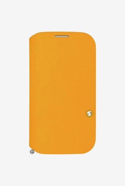 Switcheasy SWFLIPG4Y Galaxy S4 Flip Cover Tanned Yellow