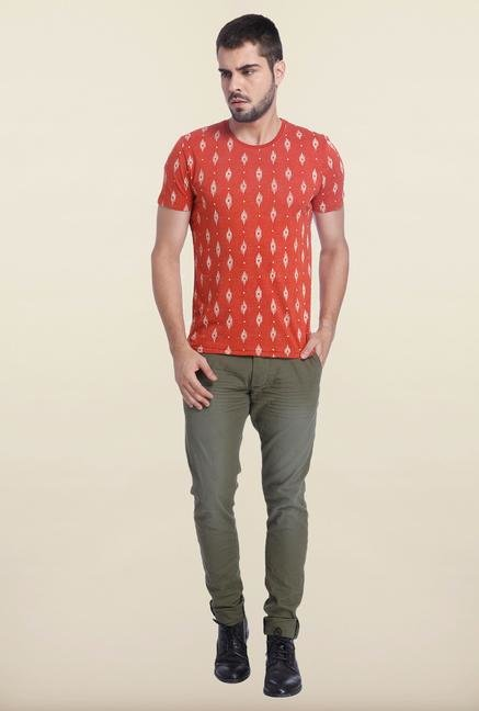 Jack & Jones Ketchup Printed T Shirt