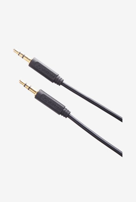 Stuffcool Coil 1.5M AVCOL Audio Cable Black