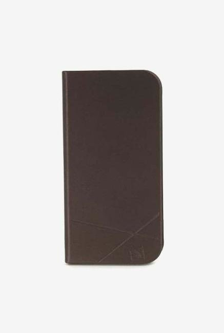 Tucano Filo IPH5FIM iPhone 5 Flip Case Brown