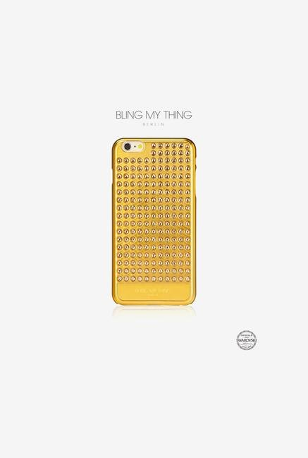 Bling My Thing IP6IEVGIPICT iPhone 6 Plus Case Gold