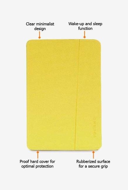 Tucano Palmo IPDMPAY iPad Mini Flip Case Yellow