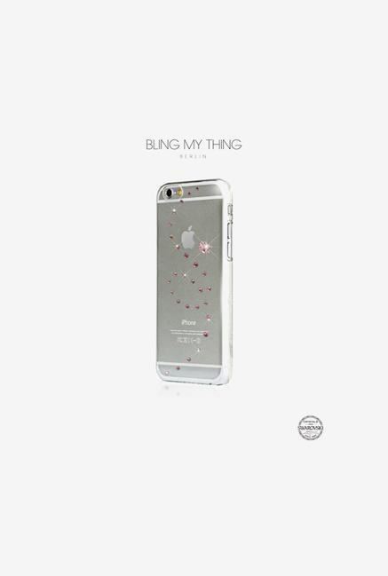 Bling My Thing IP6PPCLPKM iPhone 6 Case Pink