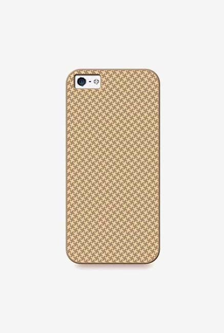 Tucano Pieddepoule IPH5PDPGO iPhone 5 Back Case Beige