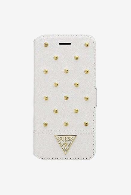 Guess GUFLBKP6sTW iPhone 6 Case White