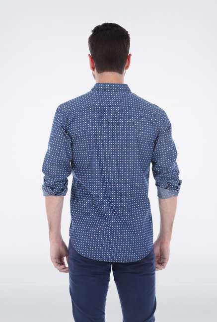 Basics Indigo Denim Shirt