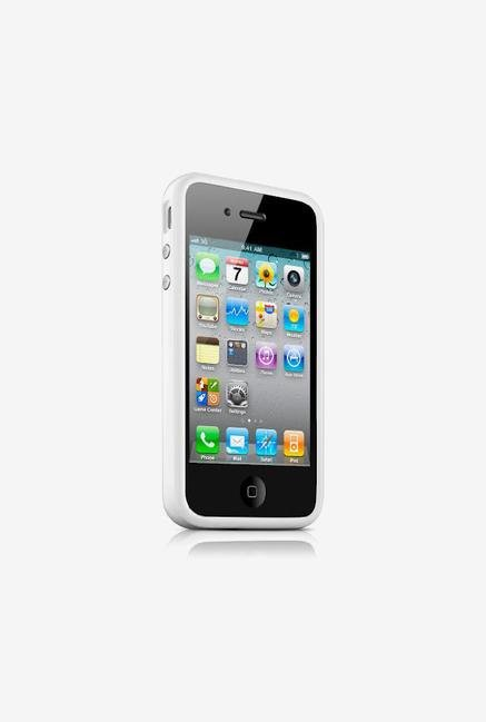 Callmate Bumper Case White for iPhone 4/4S
