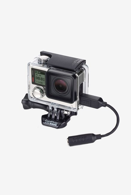 GoPro AMCCC301 Mic Adapter Black