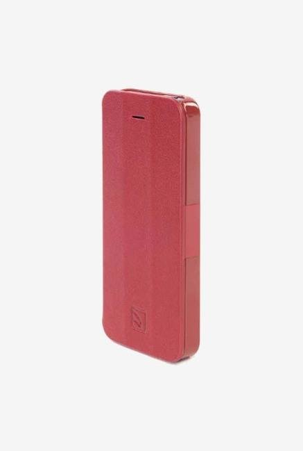 Tucano Libretto IPH5LIPR iPhone 5 Flip Case Red