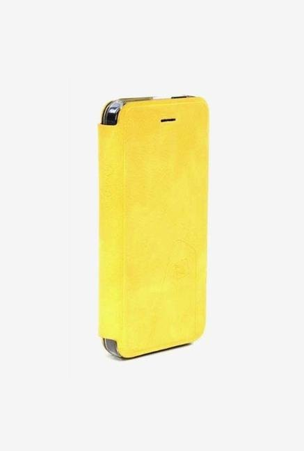 Tucano Libretto IPH5LIY iPhone 5 Flip Case Yellow