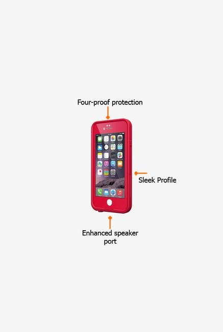 Lifeproof 50361 iPhone 6 Case Red