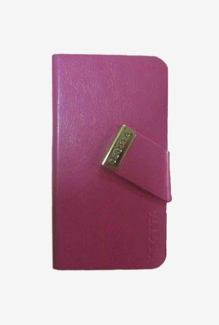 Callmate Osatta Flip Cover for iPhone 5 Pink