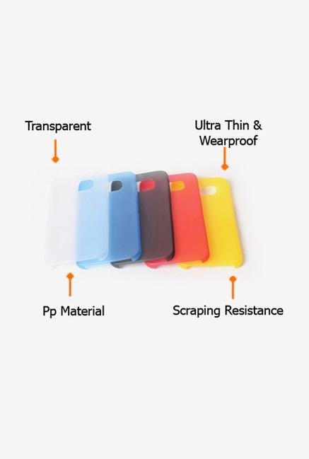 Callmate Back Case for Samsung S6 5PCS Multicolor