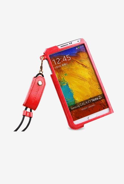 Callmate Back Case for Samsung Note 3 Red