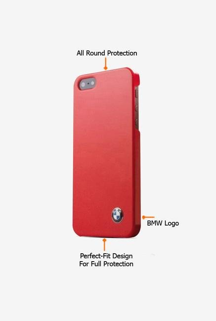 BMW BMHCP5SR iPhone 5 Case Red