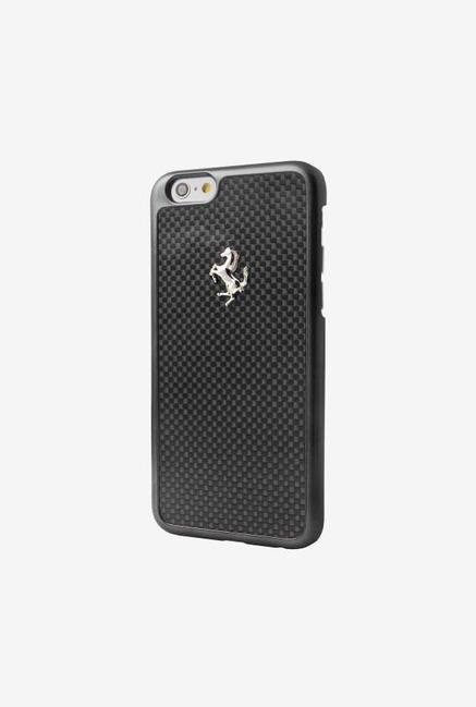 Ferrari FECBGUHCP6LBL iPhone 6 Plus Case Black