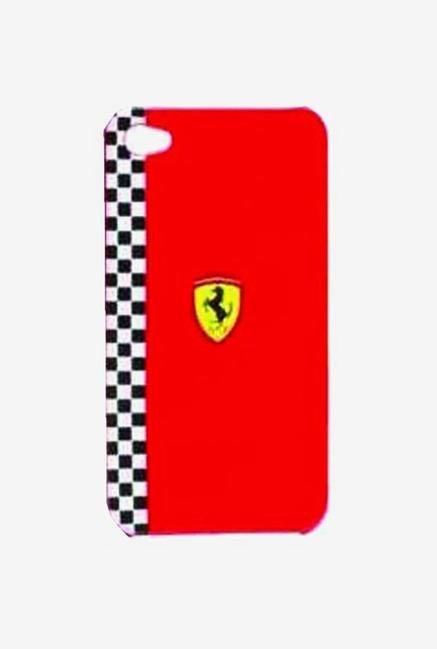 Ferrari FEFOP4R iPhone 4 Case Red
