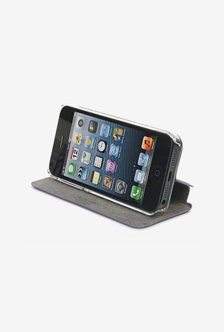 Tucano Libretto IPH5LIPP iPhone 5 Flip Case Purple