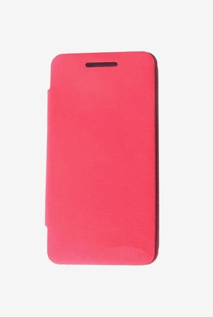 Callmate Flip Cover for Blackberry Z10 Red