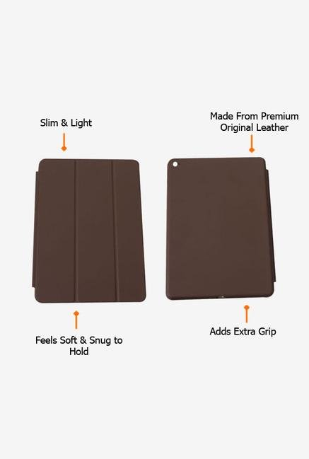 Callmate Leather Touch Flip Cover Brown for iPad Air2 Brown