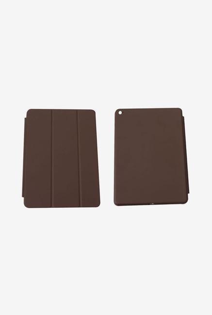Callmate Leather Touch Flip Cover for iPad Mini 4 Coffee