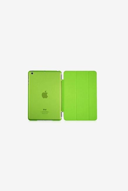 Callmate Magnetic Smart Flip Cover for Ipad Air Green