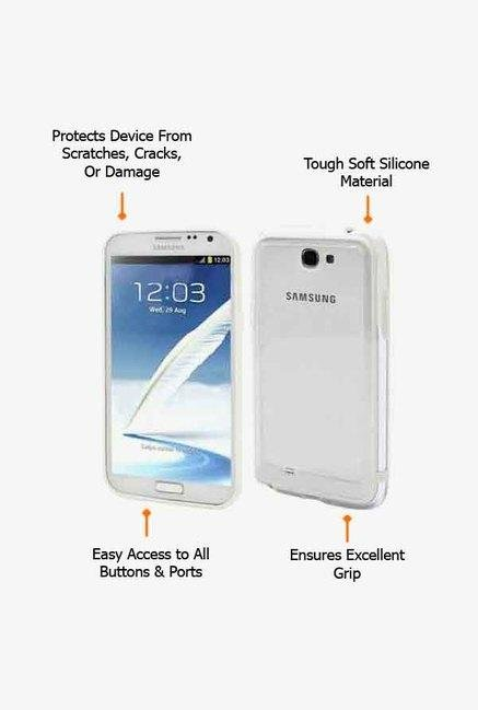 Callmate Bumper Case White for Samsung Note