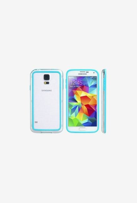 Callmate Bumper Case Sky Blue for Samsung S5