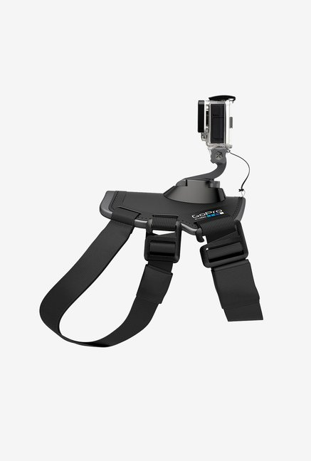 GoPro Fetch ADOGM001 Dog Harness Black