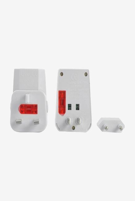Callmate UWTADUSBWH Travel Adapter White