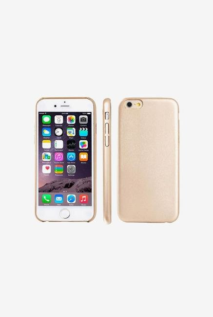 Callmate Leather Touch Back Case for iPhone 6 Gold