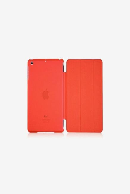 Callmate Magnetic Smart Flip Cover for Ipad Air Red