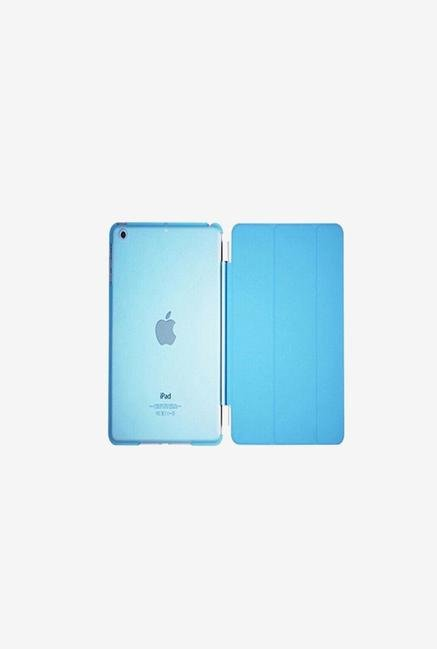 Callmate Magnetic Smart Flip Cover for Ipad Air Blue