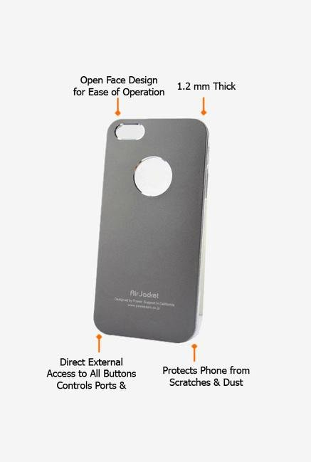 Callmate Air Jacket Back Case for iPhone 4/S Grey