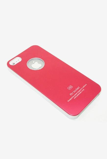 Callmate Air Jacket Back Case for iPhone 5G Red