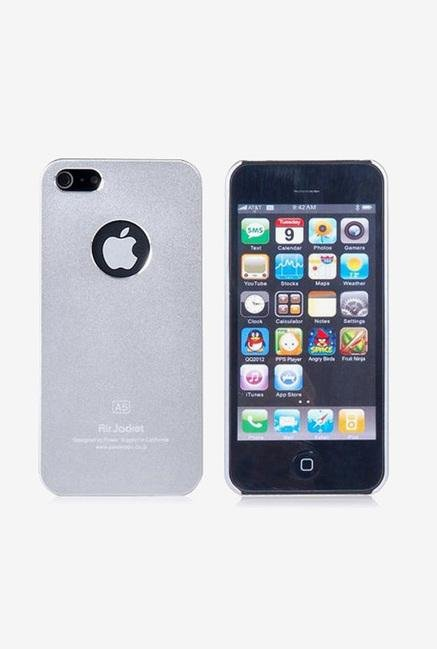 Callmate Air Jacket Back Case for iPhone 5G Silver