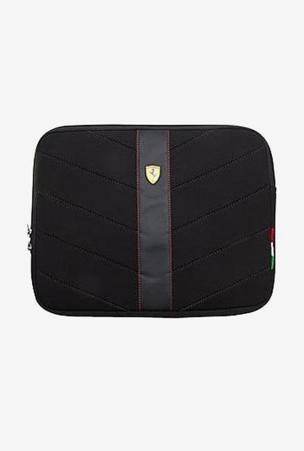 "Ferrari FECOLV1B 15"" Laptop Sleeve Black"