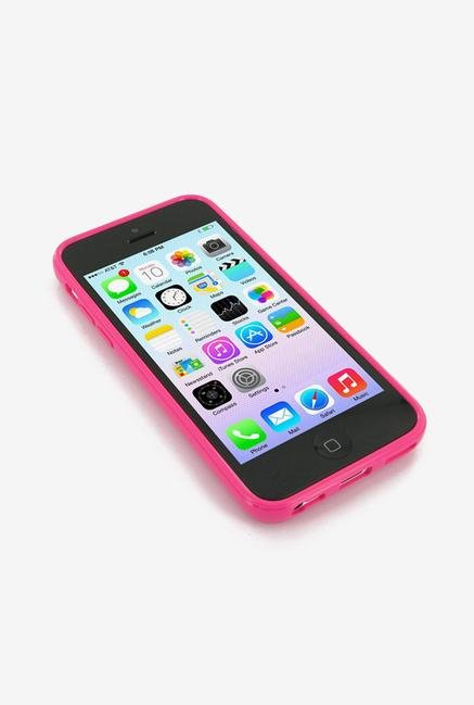 Callmate Bumper Case Pink for iPhone 5C