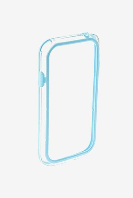 Callmate Bumper Case Sky Blue for Samsung Grand 2