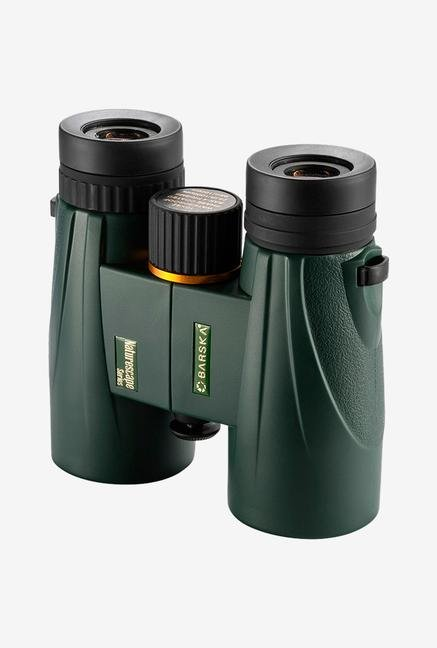 Barska Naturescape AB10964 Binocular Green with Black