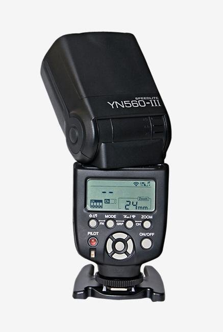 Yongnuo Professional Speedlight YN560-III-INT Flashlight Black