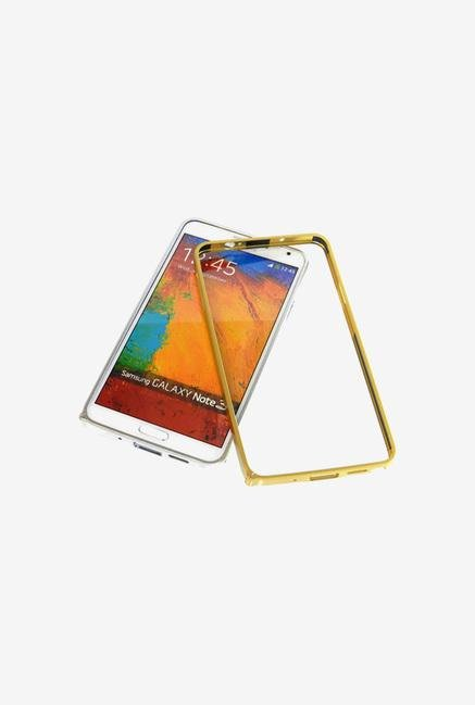 Callmate Bumper Metal Case Gold for Samsung Note 3