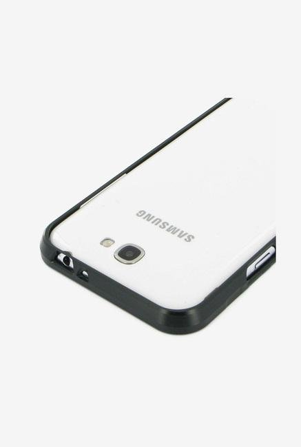 Callmate Bumper Metal Case Black for Samsung Note 2