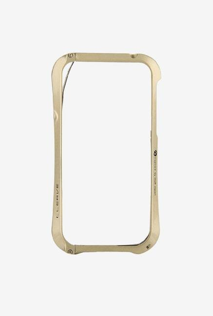 Callmate Bumper Cleave Case Gold for Samsung S4 i9500