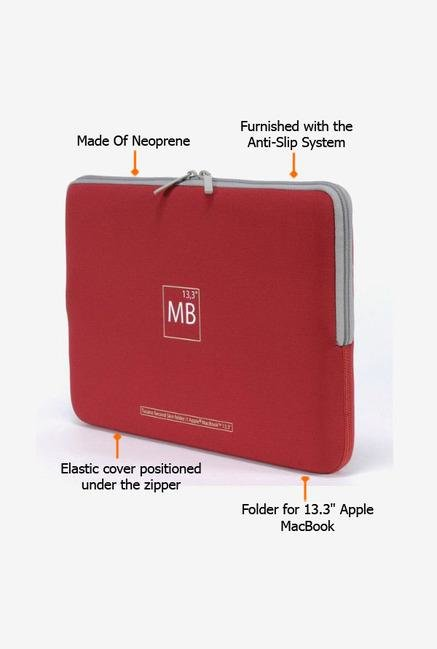 Tucano BFMMB133R MacBook Sleeve Red