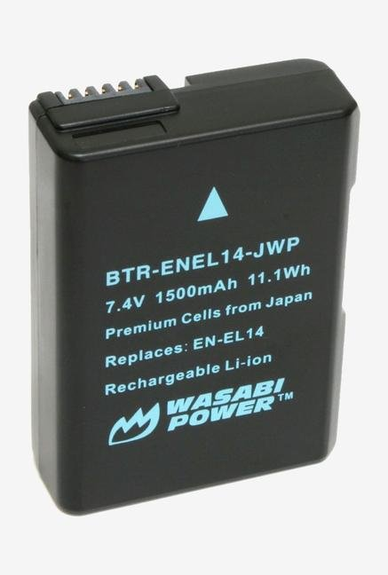 Wasabi Power Btr-Enel14-Dec-Jwp-001 Battery For Nikon