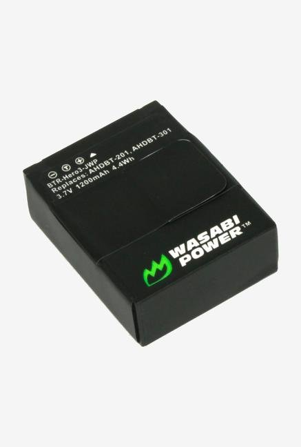 Wasabi Power Battery For Gopro 1200Mah - Black