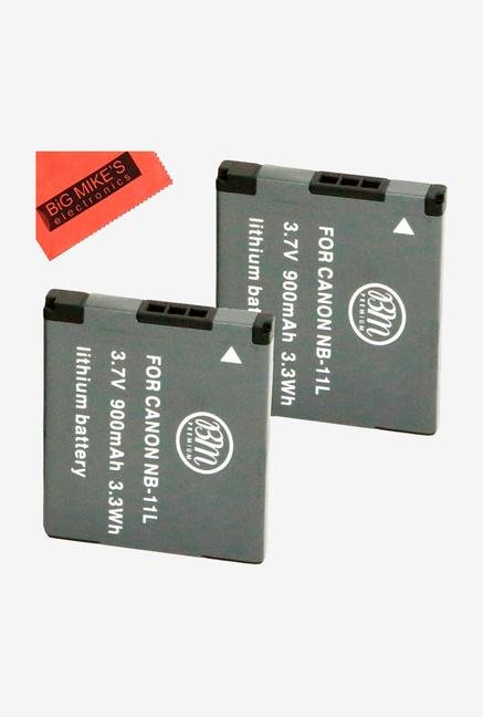2 Pack Of Nb-11L Batteries For Canon Powershot