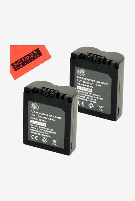 Cga-S006 Battery For Panasonic Lumix